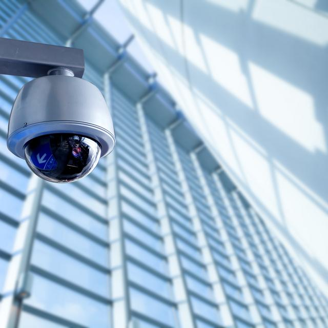 Smart Connected Video Surveillance​