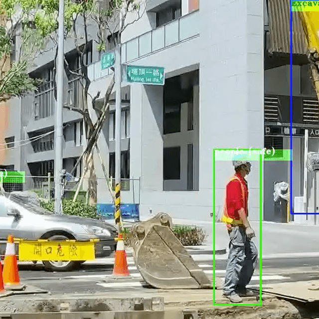 Improve industrial worker safety with video and AI