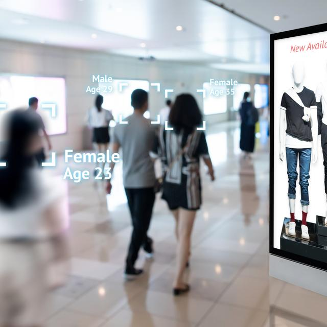Create the retail store of the future